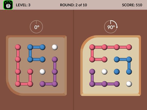 Neeuro Memorie Game - Dot Connect - 600x450