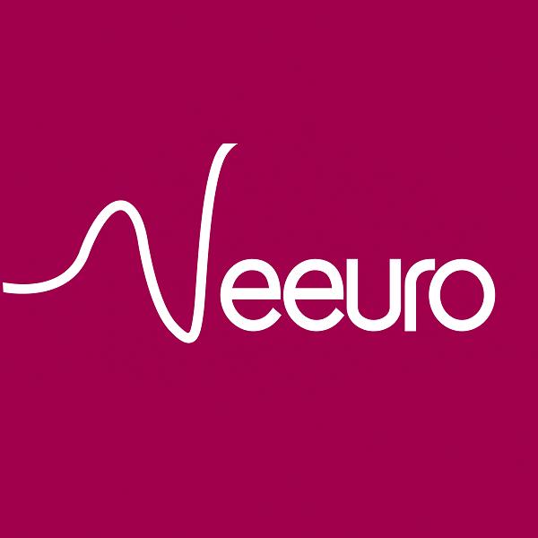 White Neeuro Logo - 600x600
