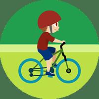 psychic cyclist
