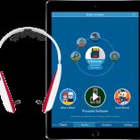 SenzeBand with iPad-min