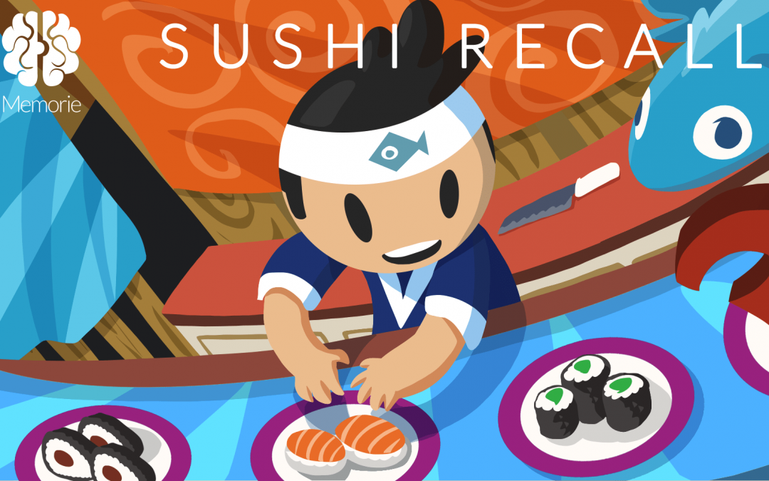 Supercharge Your Working Memory With Sushi Recall